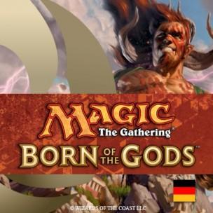 Born of the Gods Booster Display (Deutsch)
