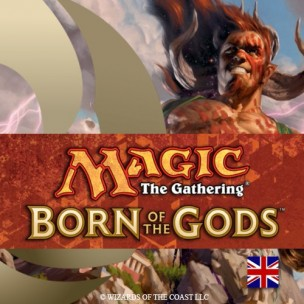 Born of the Gods Intro-Pack-Display (Englisch)
